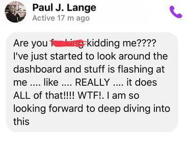Paul JL Course Commander Feedback